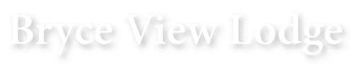 Bryce View Lodge Footer Logo